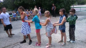«Ах какое это лето» (1 июня — День защиты детей)