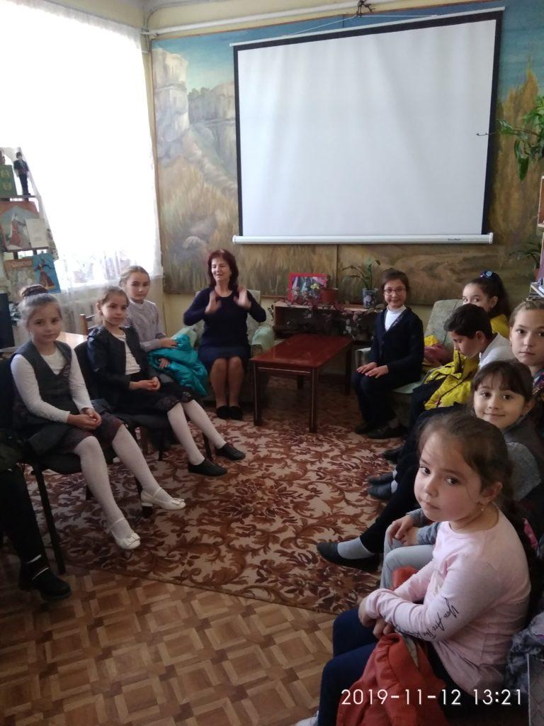 «В гостях у крымских татар»
