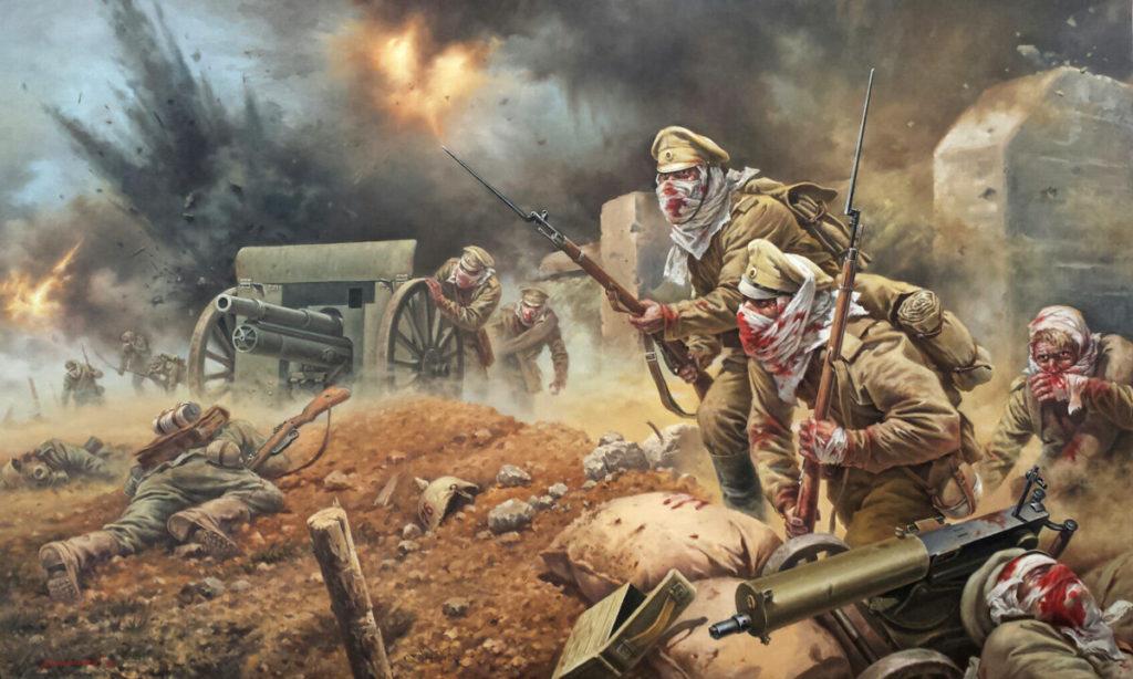 Нет забытой войны, нет забытых героев