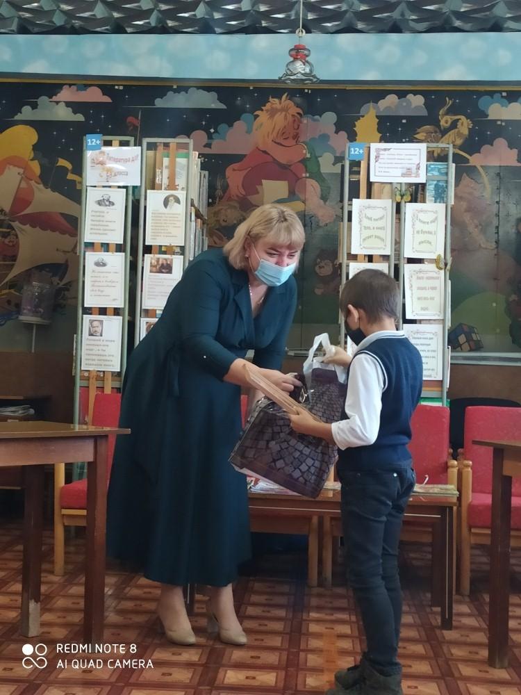 Творческие конкурсы в библиотеке