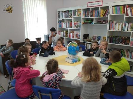 Ароматновская библиотека-филиал № 1